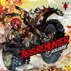 T-SQUARE Treasure Hunter album cover