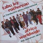 TABU LEY ROCHEREAU Africa Worldwide album cover