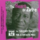 TABU LEY ROCHEREAU Heart Of Zaire album cover