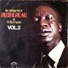 TABU LEY ROCHEREAU Le Seigneur Rochereau À L'Olympia Vol. 2 album cover