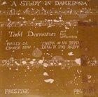 TADD DAMERON Study In Dameronica album cover