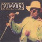 TAJ MAHAL Shoutin' In Key (Live) album cover