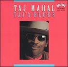 TAJ MAHAL Taj's Blues album cover