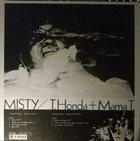 TAKEHIRO HONDA T. Honda + Mama T : Misty album cover