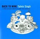 TALVIN SINGH Back to Mine: Talvin Singh album cover