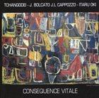 TCHANGODEI Conséquence Vitale album cover