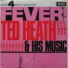 TED HEATH Fever album cover