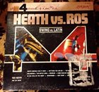 TED HEATH Heath Vs. Ros Round 2 album cover