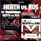 TED HEATH Heath vs. Ros: Swing vs. Latin album cover