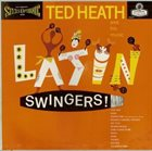 TED HEATH Latin Swingers! album cover