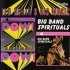 TED HEATH Pow! / Big Band Spirituals album cover