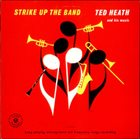 TED HEATH Strike up the Band album cover