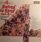 TED HEATH Swing Is King Vol. 2 album cover
