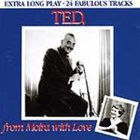 TED HEATH Ted, From Moira With Love album cover