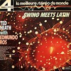 TED HEATH Ted Heath With Edmundo Ros ‎: Swing Meets Latin (aka Swing Vs. Latin) album cover