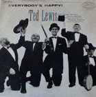 TED LEWIS Everybody's Happy! album cover