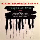 TED ROSENTHAL Images of Monk album cover