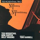 TED ROSENTHAL New Tunes New Traditions album cover