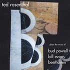 TED ROSENTHAL The Three B's album cover