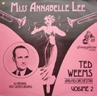 TED WEEMS Volume 2 - Miss Annabelle Lee album cover