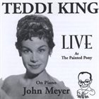 TEDDI KING Live at the Painted Pony album cover