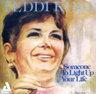 TEDDI KING Someone to Light Up Your Life album cover