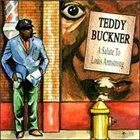 TEDDY BUCKNER A Salute to Louis Armstrong album cover