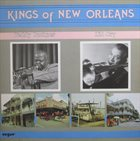 TEDDY BUCKNER Kings Of New Orleans (With Kid Ory) album cover
