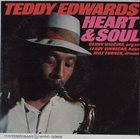 TEDDY EDWARDS Heart & Soul album cover