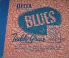 TEDDY GRACE Decca Presents An Album Of Blues Sung By Teddy Grace album cover