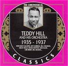 TEDDY HILL 1935-37 album cover