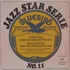 TEDDY HILL Jazz Star Serie No 11 album cover