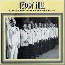 TEDDY HILL Uptown Rhapsody album cover