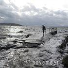TELLEF ØGRIM Tellef Øgrim, Anders Berg : November album cover