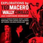 TEO MACERO Explorations - Jazz Composers Workshop album cover