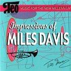 TEO MACERO Impressions of Miles Davis album cover