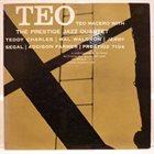TEO MACERO Teo (With Prestige Jazz Quartet) album cover