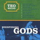 TEO MACERO Whispering Gods album cover