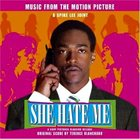 TERENCE BLANCHARD She Hate Me : Music From The Motion Picture album cover