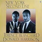 TERENCE BLANCHARD Terence Blanchard / Donald Harrison ‎: New York Second Line album cover