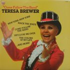 TERESA BREWER Come Follow the Band album cover