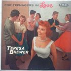 TERESA BREWER For Teenagers In Love album cover