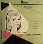 TERESA BREWER Meet The Artist album cover