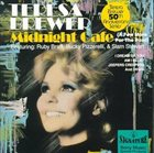 TERESA BREWER Midnight Cafe album cover