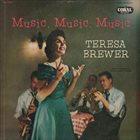 TERESA BREWER Music, Music, Music album cover