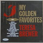 TERESA BREWER My Golden Favorites album cover