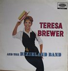 TERESA BREWER Teresa Brewer And The Dixieland Band album cover