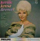 TERESA BREWER Terrific Teresa Brewer! album cover