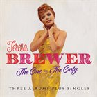 TERESA BREWER The One the Only album cover