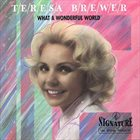 TERESA BREWER What a Wonderful World album cover
